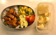 chicken donburi bento